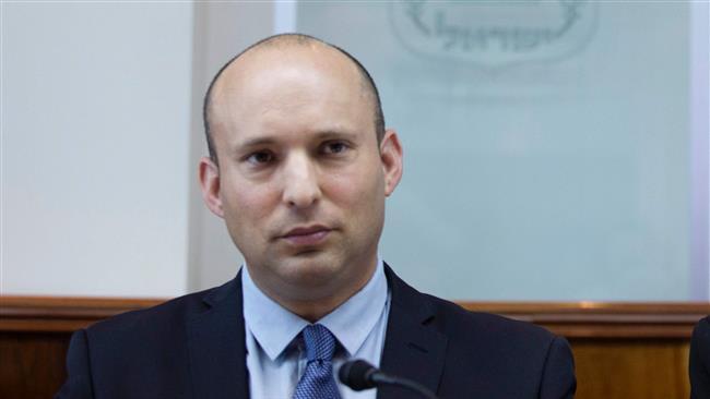 Hard-line Israeli politician Naftali Bennett