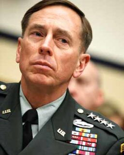General Petraeus was effectively the father of ISIS