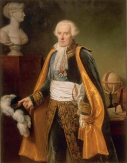 Pierre-Simon, marquis de Laplace (1745-1827)