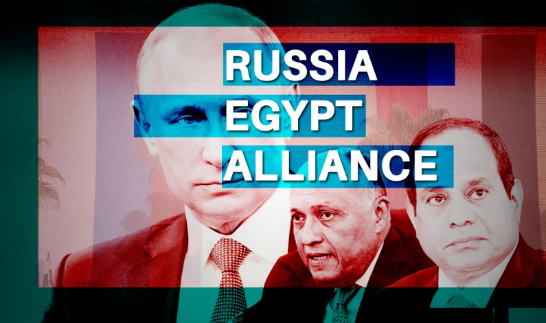 The Geopolitics of Russia-Egypt Relations