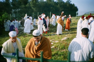 Samaritans On Mount Gerizim West Bank