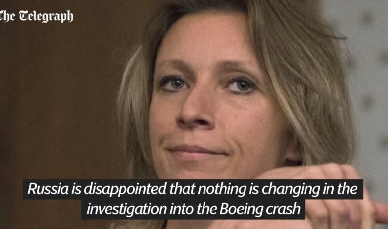 Shrimpton: The Joke JIT Report on MH17