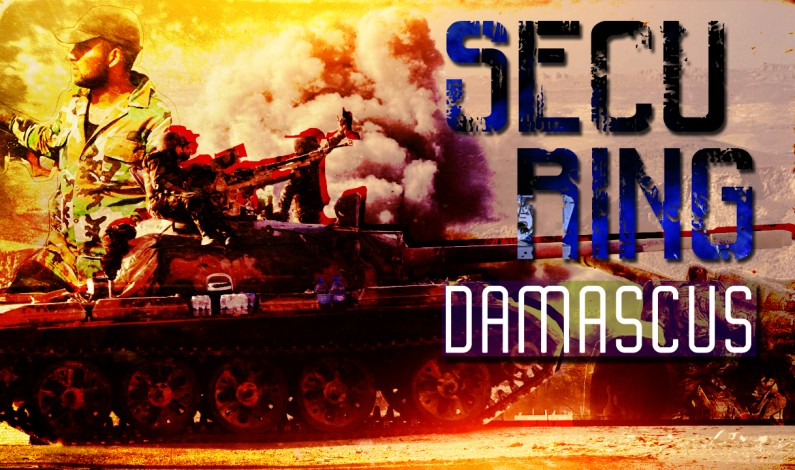 Syrian War Report, October 18, 2016: Militants Surrender in Damascus Countryside