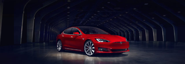 Telsa La Model S