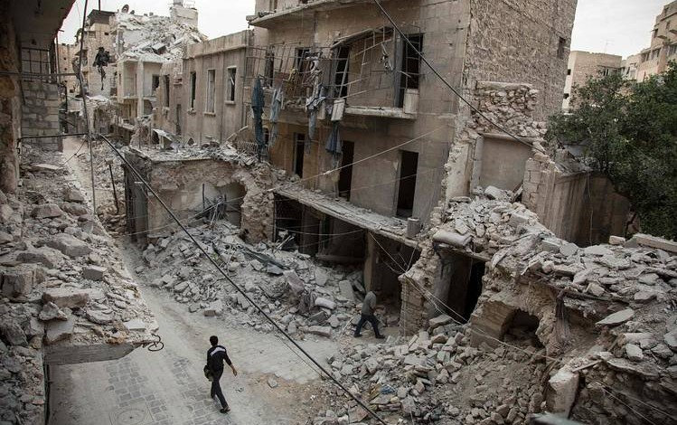 Aleppo, or Gaza What's the Difference