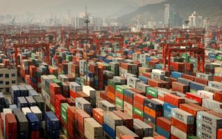 Container trade as far as the eye can see