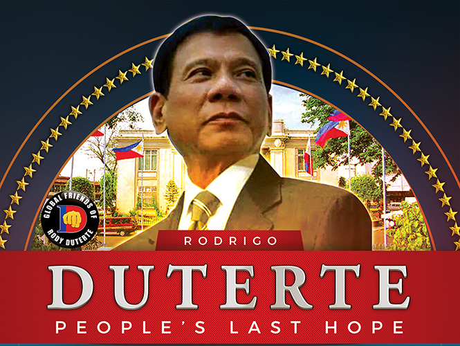 """Duterte: """"I announce my separation from the United States. America does not control our lives. Enough bullshit."""""""