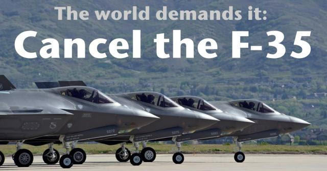 What Keeps the F-35 Alive