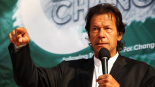 Khan has remained a permanent part of Pakistan's political arena despite his being out of power