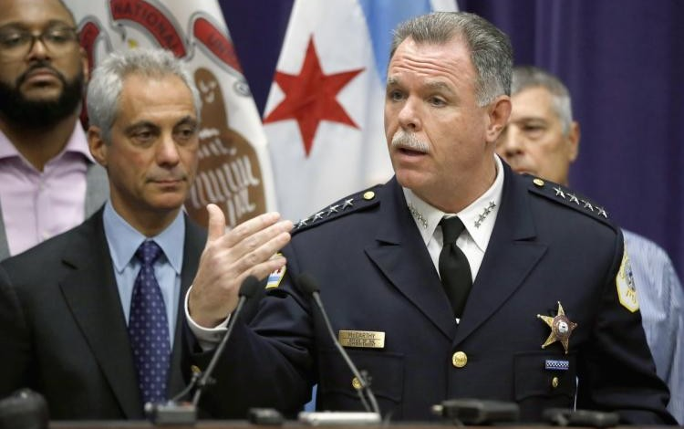 Massive Report Details Top-Down Corruption Runs Deep in Chicago Police