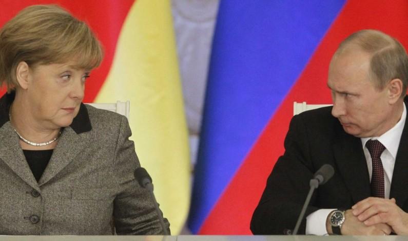 Vladimir Putin Rises in Germany—Angela Merkel Wanes