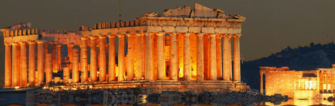 Will Greece once again be targeted by powerful outside invaders?