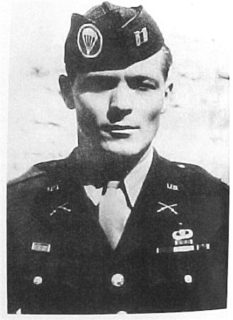 Lt. Dick Winters of Band of Brothers fame