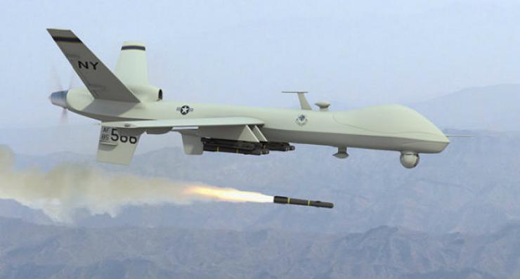 Russia Registered US Attack Drone in Area Where Idlib School Was Attacked