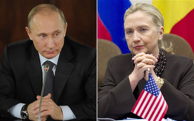"""""""We are both lawyers, Hillary. So, present the case that Russia hacked DNC email."""""""