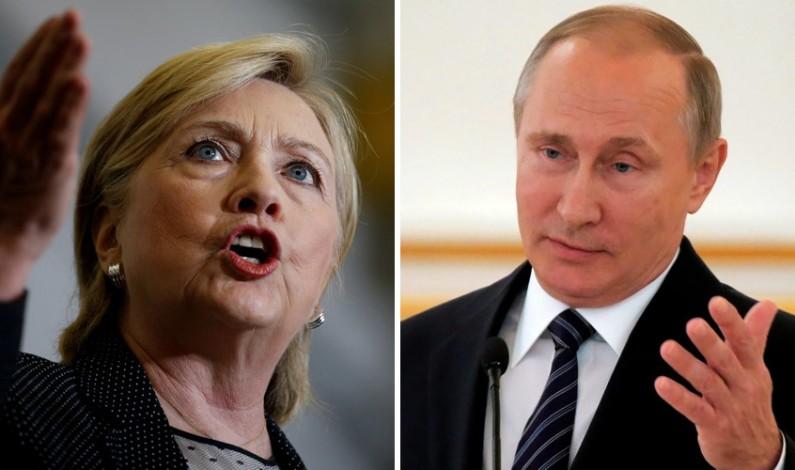 Vladimir Putin: Dear Hillary Clinton, Time for Round III