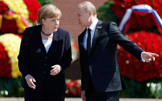 """""""So, tell me Merkel: will you remain subservient to the Powers That Be, or will you one day act according to practical reason? Take your pick."""""""