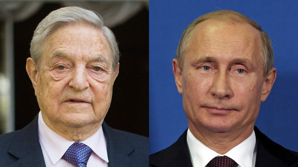 In order to deal with Soros, Malaysian officials need to give Vladimir Putin a call.