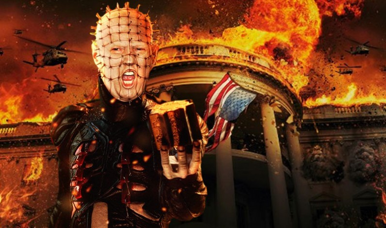 Political Arsonist Trump Burning Down GOP