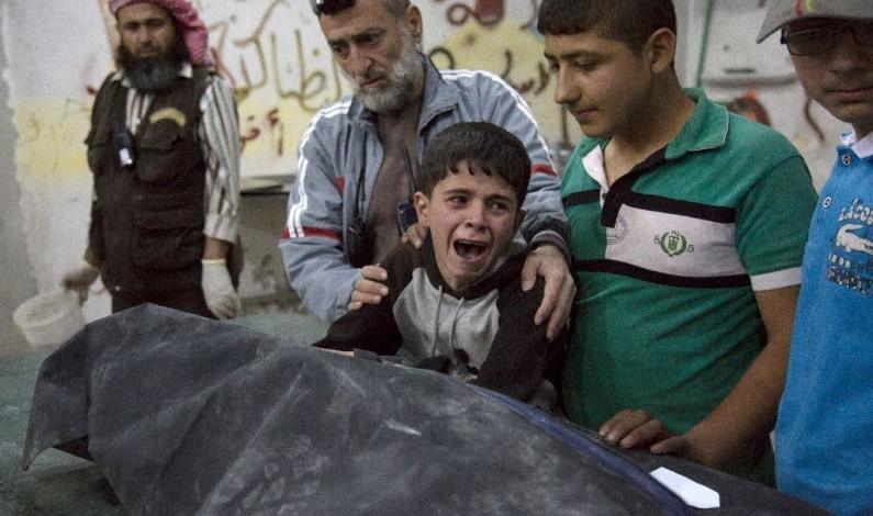 Propaganda War Against Syria Heats Up