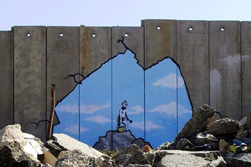 West Bank art