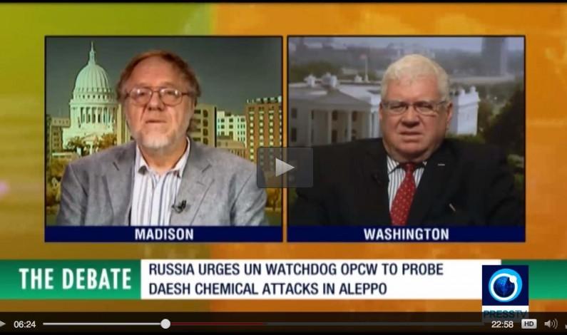 "Will Trump stop ""regime change"" in Syria? (Press TV Debate)"