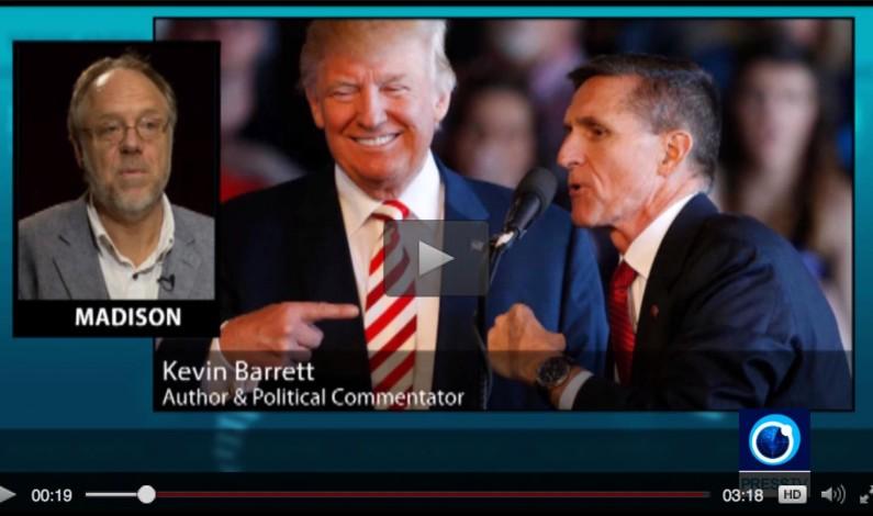 Trump, Flynn spread fear of Islam