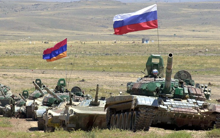 Armenian President: Russia's Iskander missile systems in Armenia to maintain balance in region