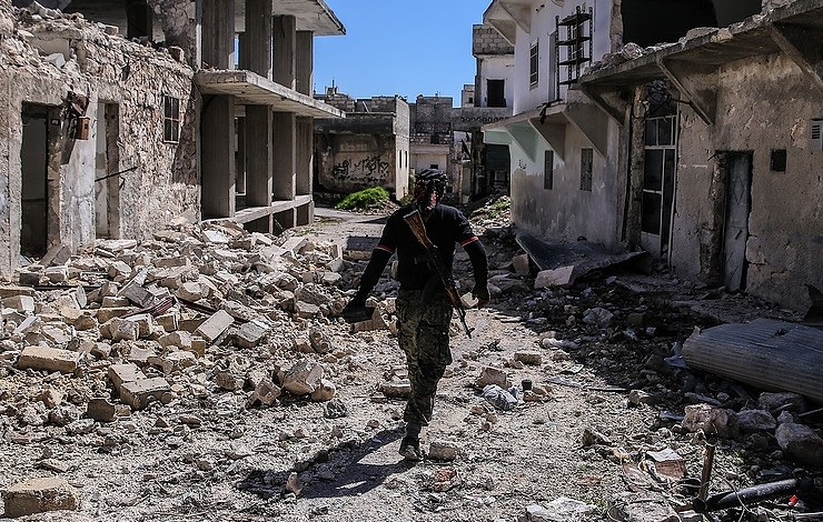 Chemical Weapon Use in Syria: Russia Acts on VT Analysis,