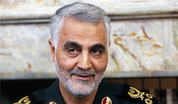 Leader of Hezbollah al-Nujaba: General Soleimani in Iraq