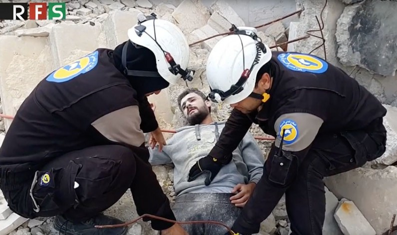 """Busted: Syria's """"White Helmets,"""" the CIA's Secret Weapon to Aid ISIS"""