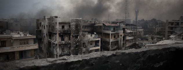 What will be left of Aleppo when the fighting is done