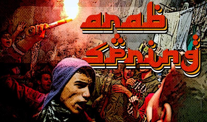 'Arab Spring' and the Washington-Brussels-Riyadh Axis