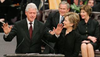 Bush Clinton Crime Family Syndicate