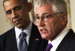 Chuck Hagel clashed with Obama's Susan Rice gang