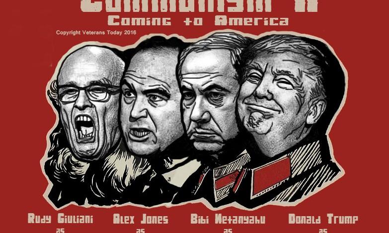 BUSTED: Pantomime Season – Infowars 'Commie' street mimes entertain Austin