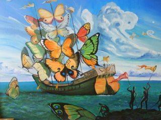 Dali Ship of Dreams