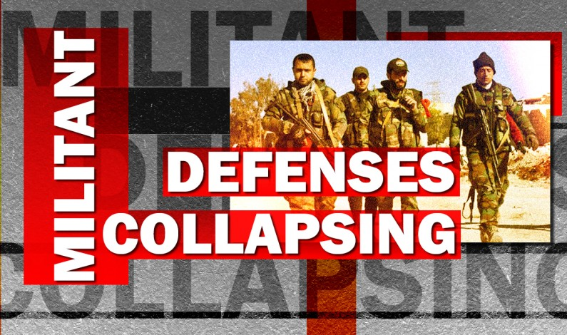 Syrian War Report – November 28, 2016: Syrian Govt Forces Liberate about 40% of East Aleppo