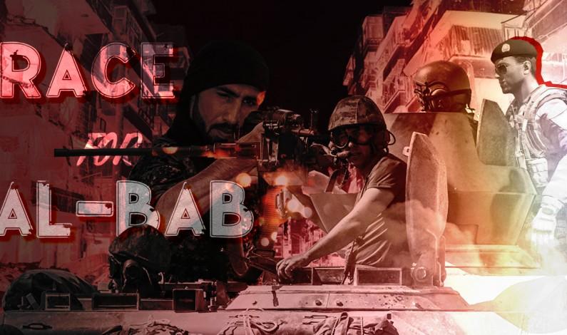 Syrian War Report – November 10, 2016: Kurdsh YPG Clashing with Turkey-led Forces