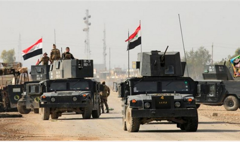 Iraq's Popular Mobilization cuts Daesh's main supply route in Mosul