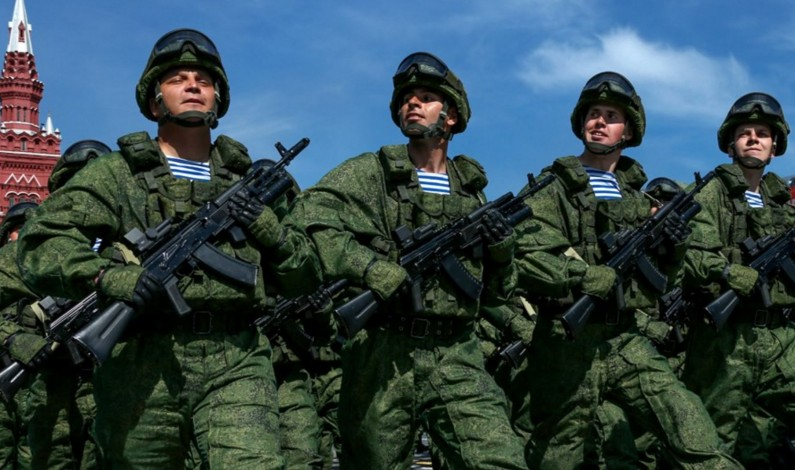 311th Anniversary:  Russian Marines Day!