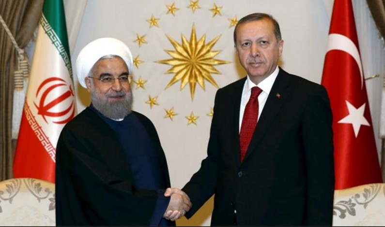 Turkey, Iran can solve regional issues without other powers: Rouhani