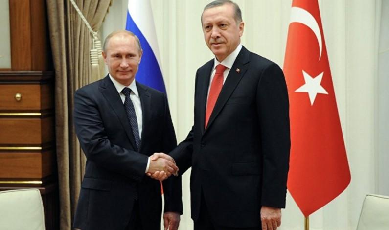 "Erdogan to Putin:""Screw Yourself,"" Turkey to Take Damascus, Create Puppet State"