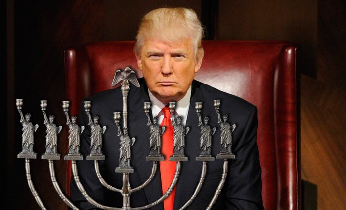 On Trump and the Jews