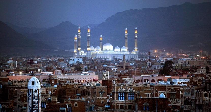 Al-Saleh Mosque - Sana'a, Yemen