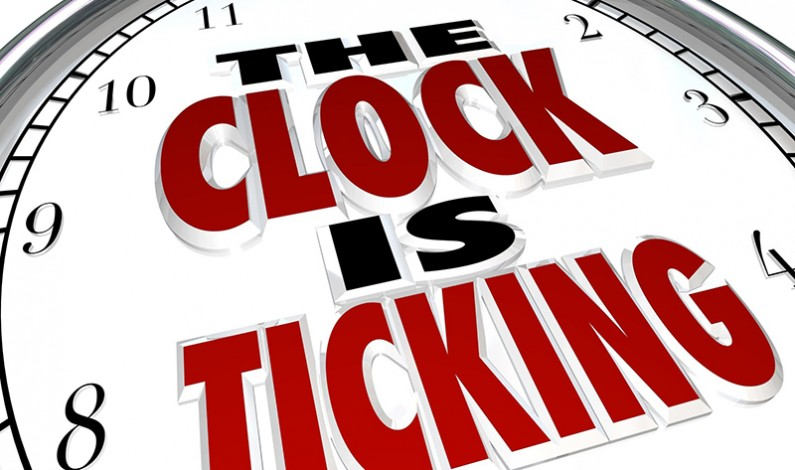 Tick Tock… America is Dying!