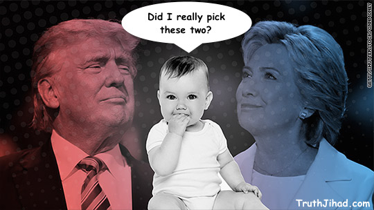 "Hillary vs. Donald: Our Archetypal ""Bad Parents"""