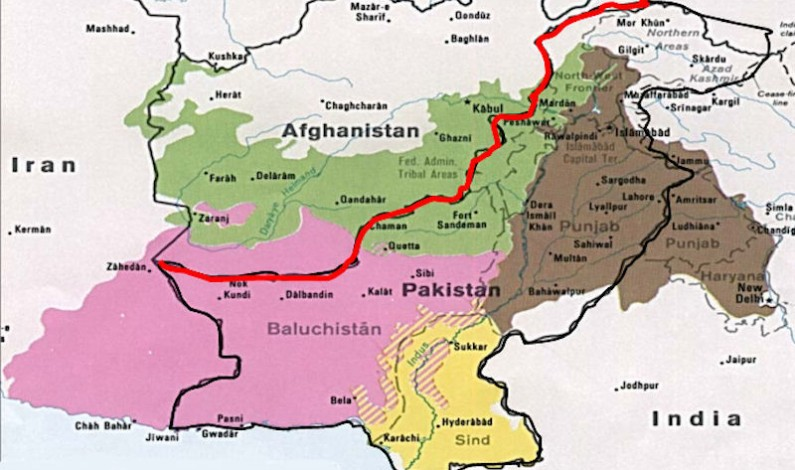 Balochistan Blasts and the Issue of Pak-Afghan Border