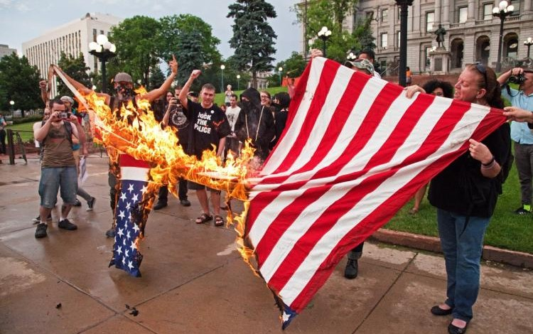 Why Flag Burning Matters