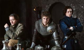 Knights were like thugs